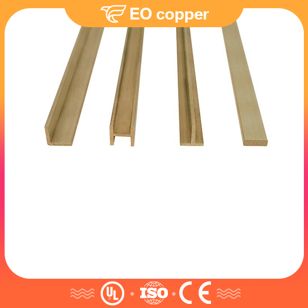 Brass Decorative Strip Profile