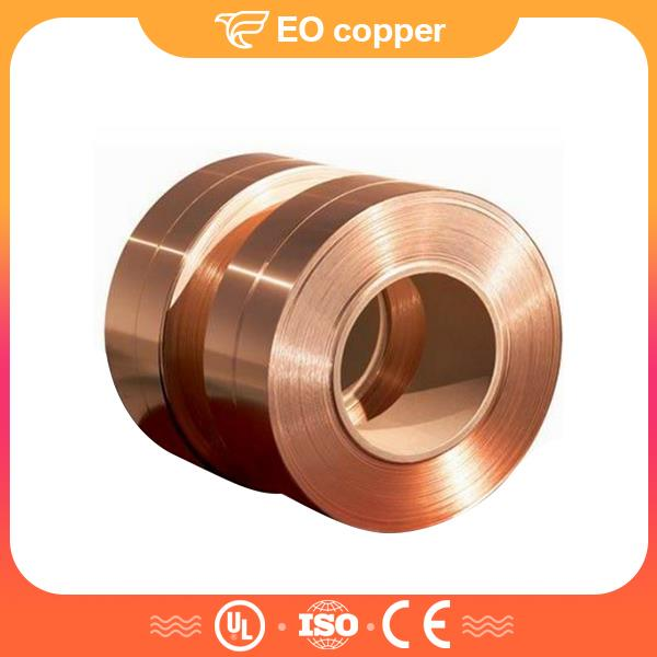 Pure Copper Strip