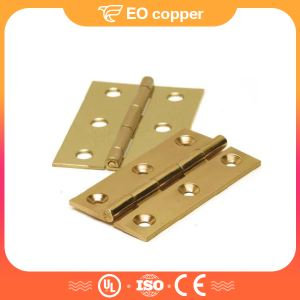 Brass Butterfly Hinge Profile