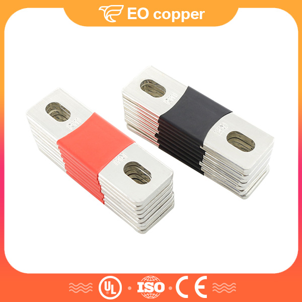 Copper Square Flat Grounding Bar