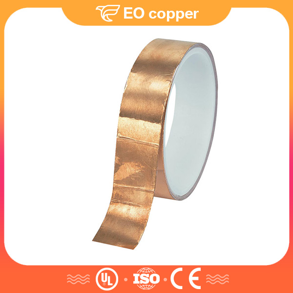 High Conductivity Copper Foil Cable