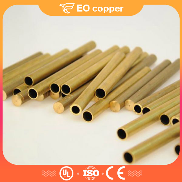 High Pure Deoxidation AS Seamless Copper Pipe