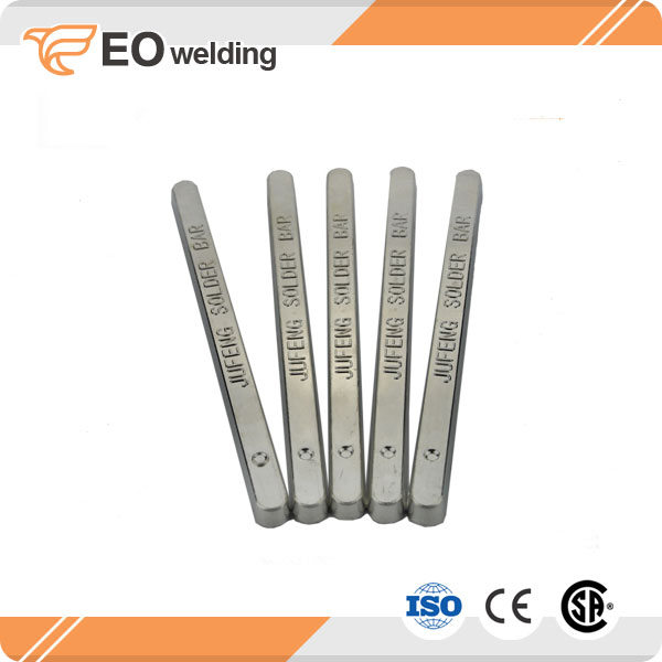 Lead Free Tin Silver Solder Bar