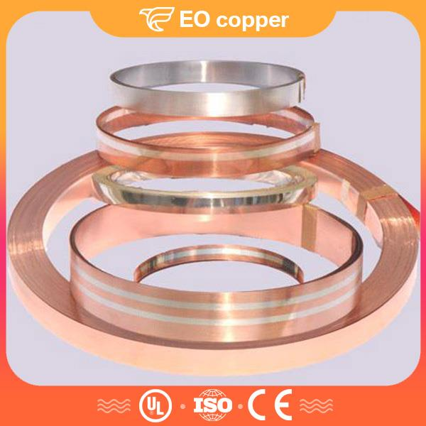 Oxygen-Free Copper Strip
