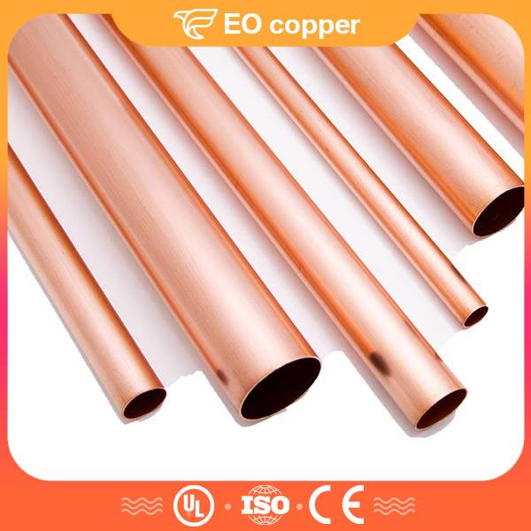 Seamless Welded Brass Tube Pipe