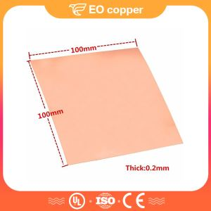 10mm Copper Sheet For Industry