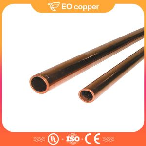 C12000 Straight Seamless Copper Pipe