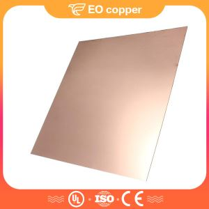 Copper Sheet Plate
