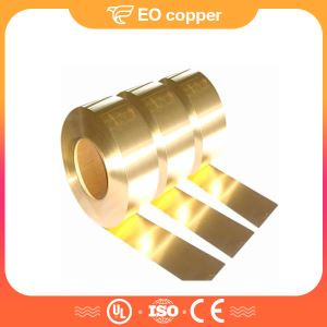 H65 Brass Strip