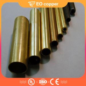 High Pure Pancake Coil Copper Pipe For Air Condition