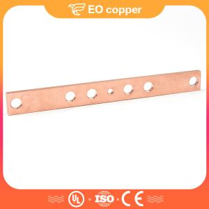 High Quality Bare Copper Power BusBars