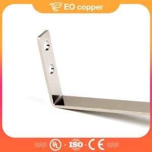 Insulation Sleeve Panel Cabinet Flat Tinned Copper Busbar