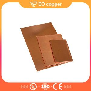 Mill Copper Sheet Copper Plate