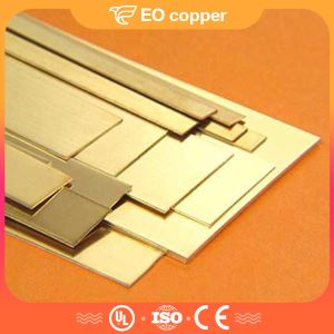 Tin Coated Copper Strip