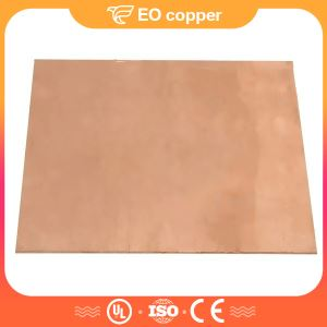 White Copper Nickel Plate